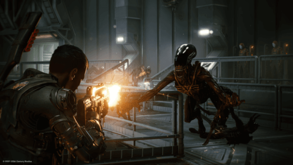 Aliens Fireteam ゲーム内容