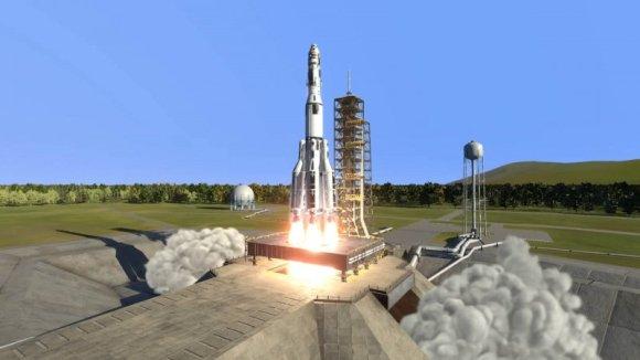 Kerbal Space Program 2 ロケット