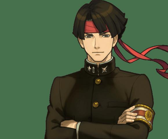 大逆転裁判 Switch キャラクター3