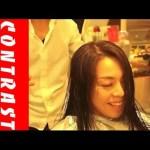 ロングレイヤーカット ミランダカー風  動くヘアカタログ JIKKO YAMADA 渋谷 美容室 美容院 CONTRAST HAIR 山田実行