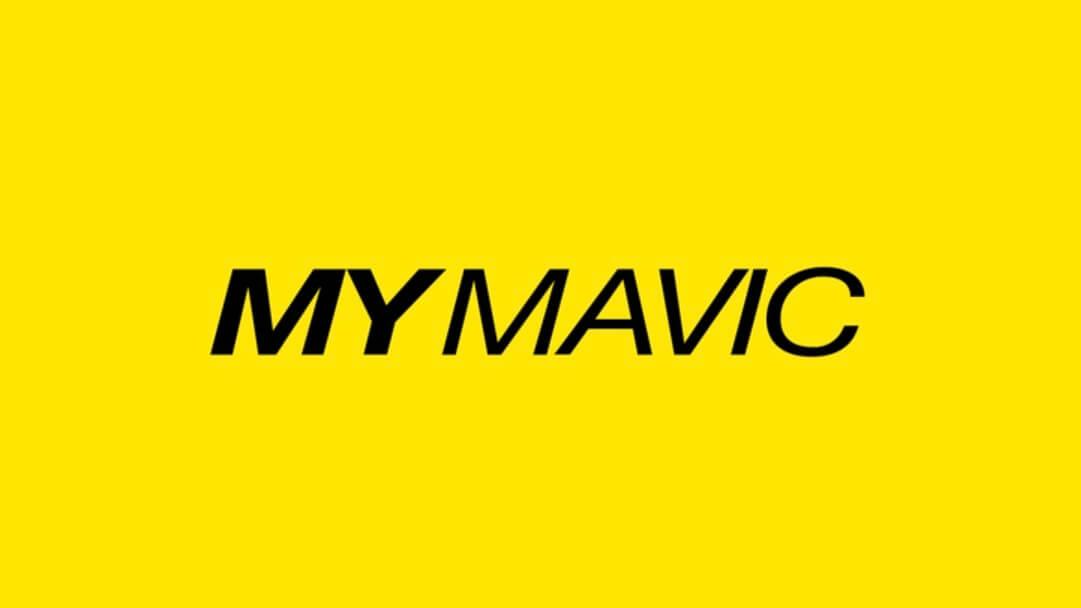 MYMAVICロゴ写真
