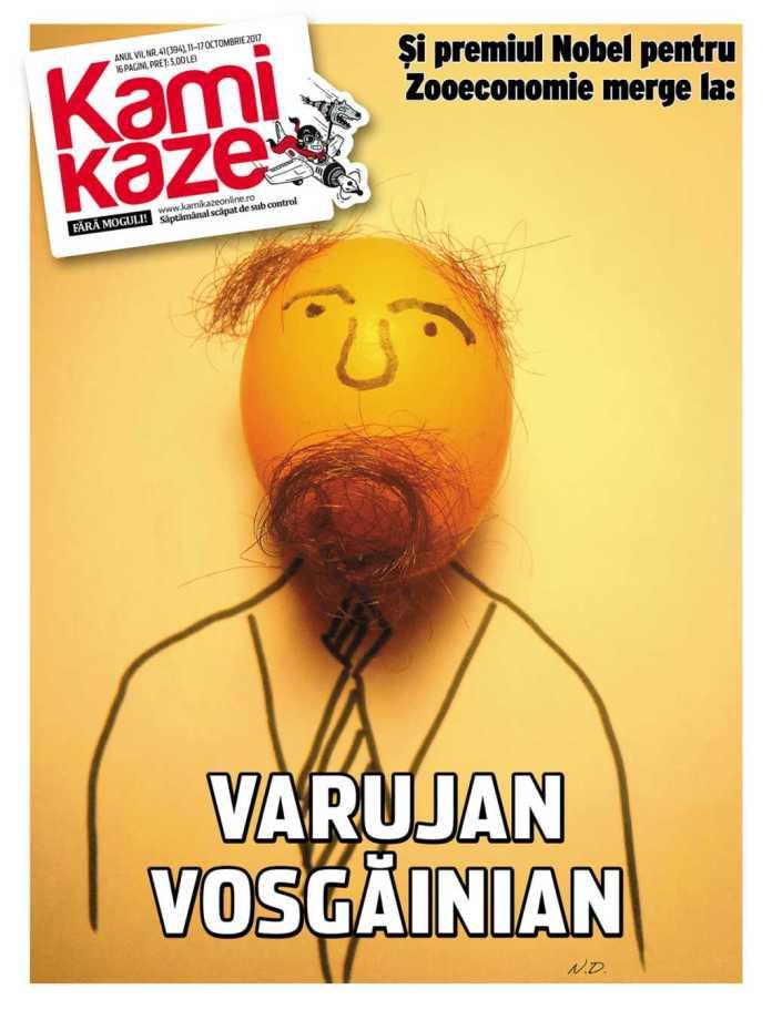 Revista Kamikaze Nr 41