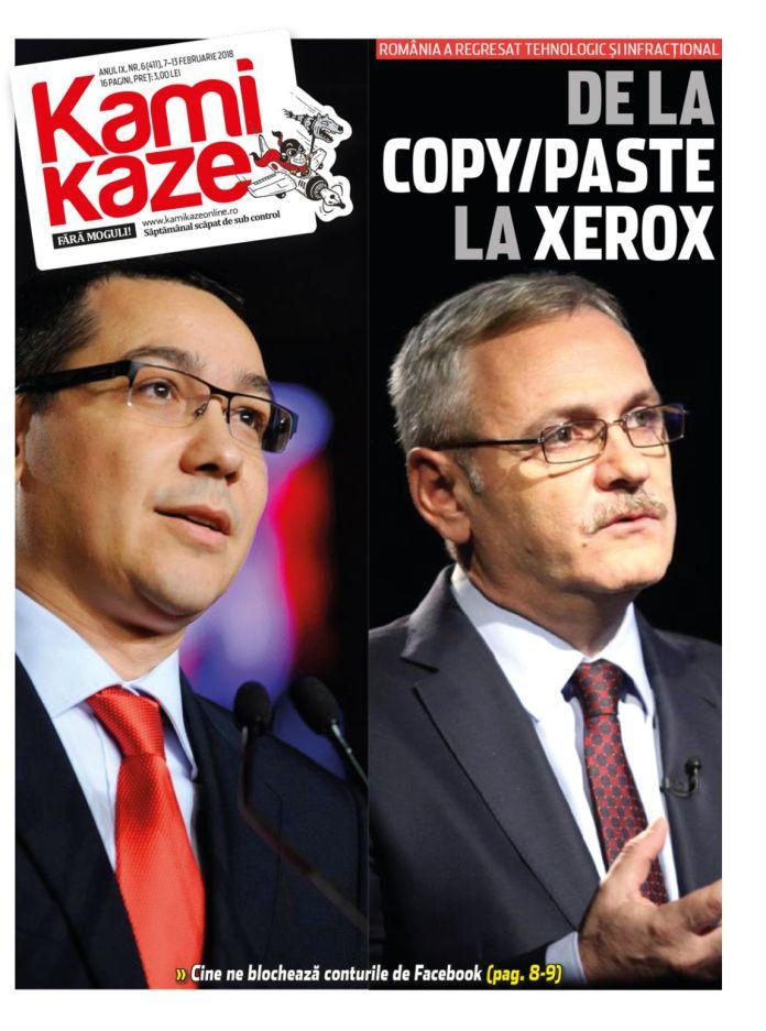 Coperta Revista Kamikaze nr 6