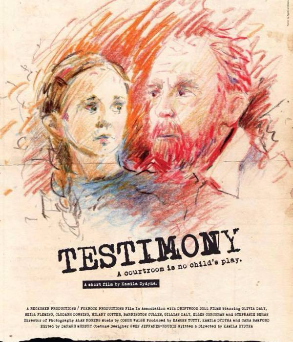 Testimony Press Release in Scannain.com