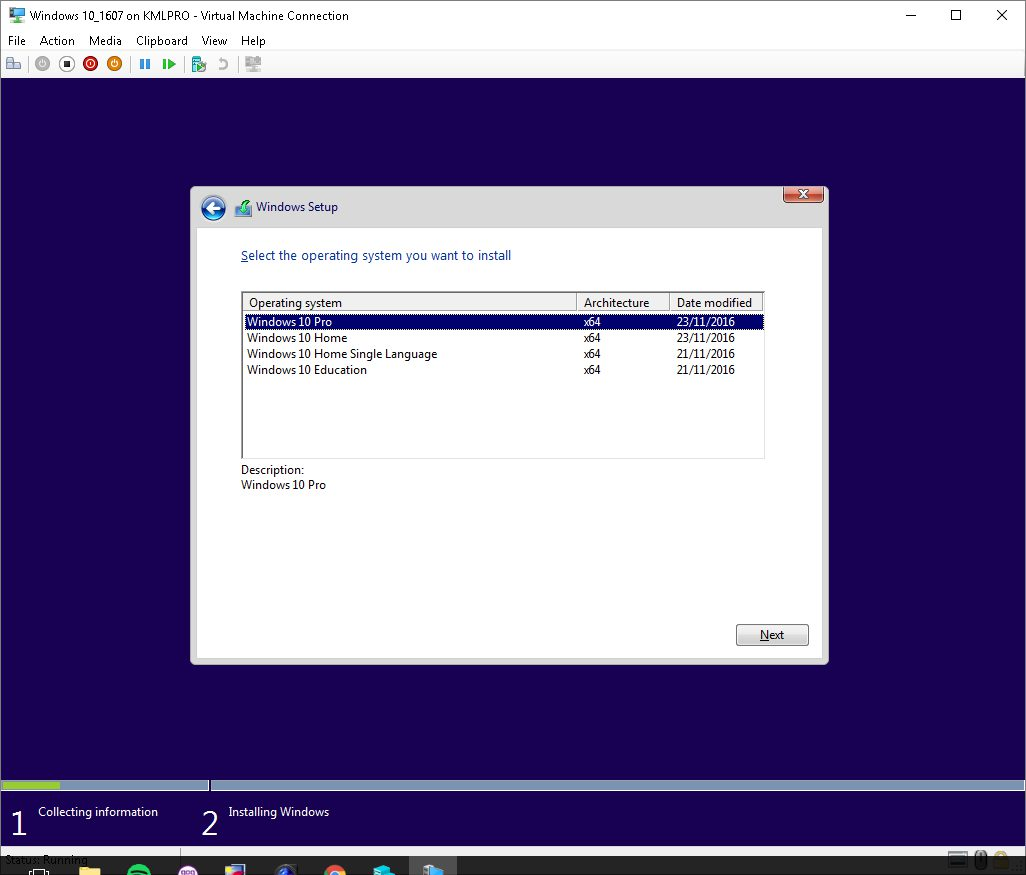 How to prepare Windows 10 1607 image – Kamil Procyszyn