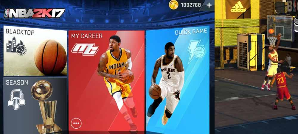 Download: NBA 2k17 Full Latest Game for Android