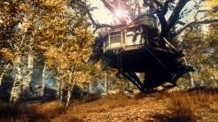 Treehouse Exterior (Rift Worldspace)