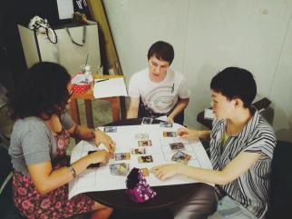 game jam card game