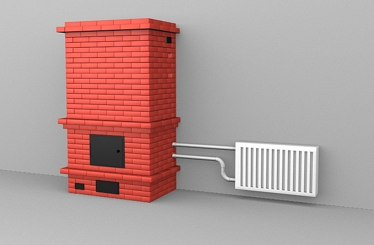 oven and heating