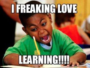 ifreakinlove learning