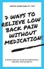 Simple version low bacak pain cover