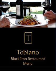Black Iron Restaurant at Tobiano