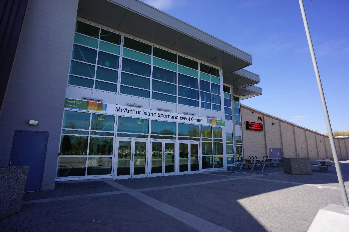 McArthur Island Sports and Events Centre 2