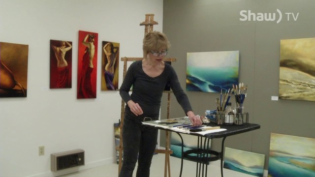 Painting with Yvonne Reddick episode #2