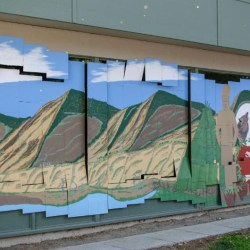 Beyond 150 Mural: Artist and Funding Acknowledgement