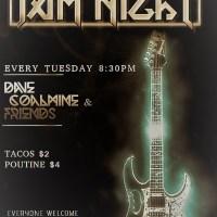 Jam Night at Pogue Mahone
