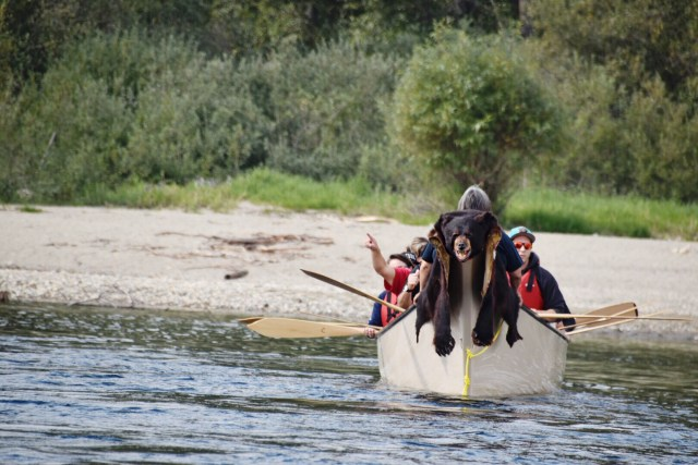 New Interpretive Canoe Excursion Pairs Perfectly with Kamloops VIP Winery Visit