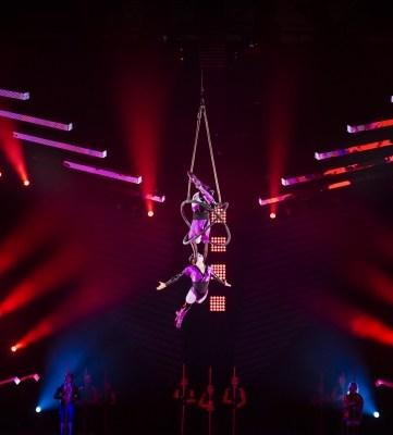 Cirque du Soliel: AXEL
