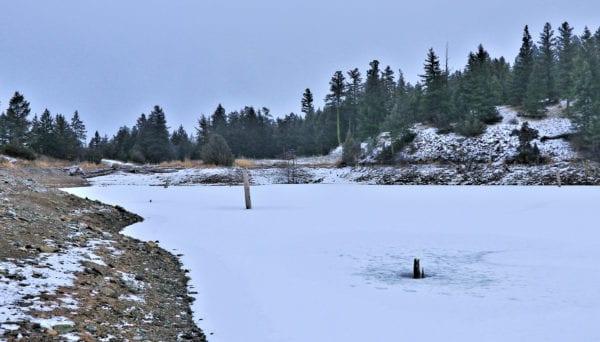 Dam Lake Loop - Kamloops Trails