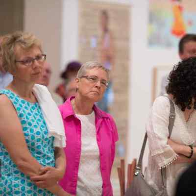 Art and Conversation: Feminist Land Art Retreat: Free Rein
