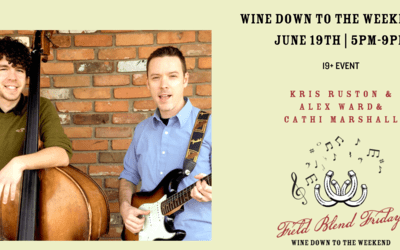 Field Blend Fridays With Kris Ruston, Alex Ward, And Cathi Marshall