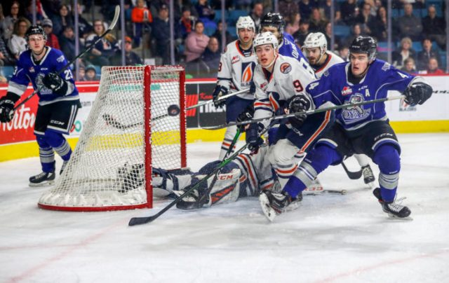 GAME DAY: BLAZERS HOME TO DIVISION RIVAL VICTORIA ROYALS