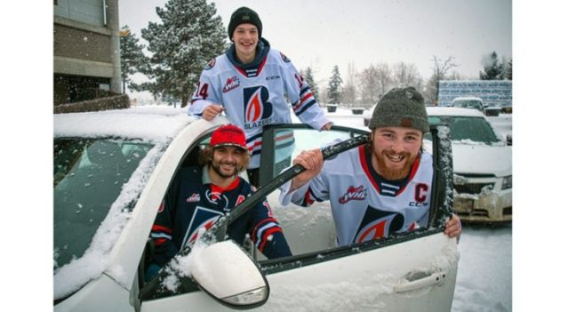 Kamloops Blazers' Super Fan to Attend Every Game This Season