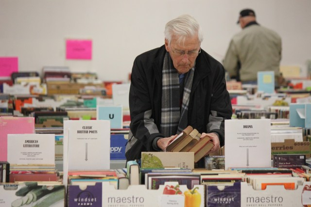 Barb's Used Book & Music Sale