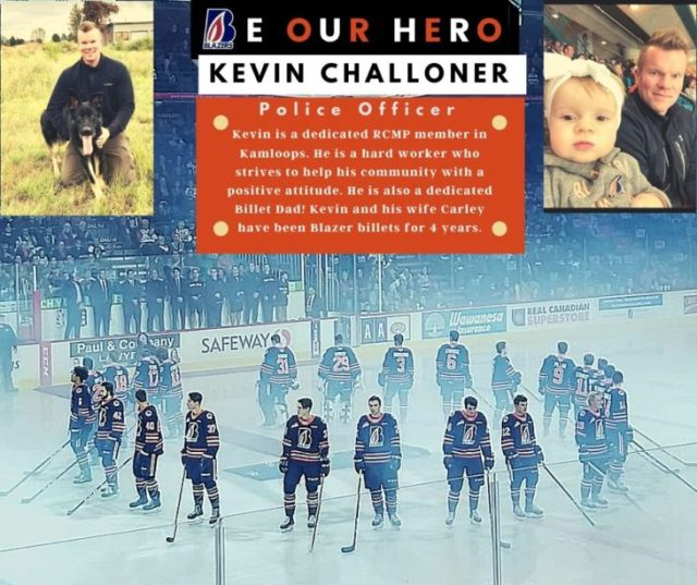 Hero of the Week: Kevin Challoner