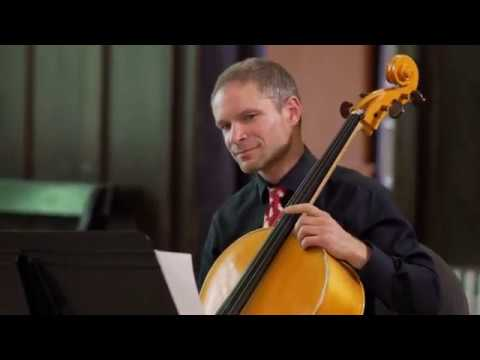 Sycamore String Quartet - Three Vignettes - Movement 3 - Cameron Wilson