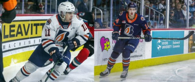 TWO BLAZERS IN NHL CENTRAL SCOUTING WATCH LIST – Kamloops Blazers