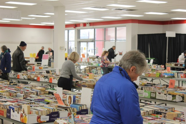 Barb's Used Book & Music Sale Returns At Full Size