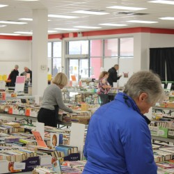 Barb's Used Book & Music Sale To Close Early Due To New COVID-19 Regulations