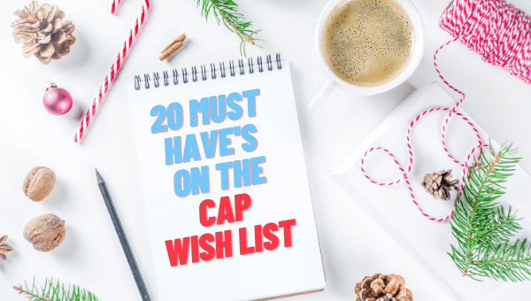 20 Must Have's on the CAP Holiday Wish List