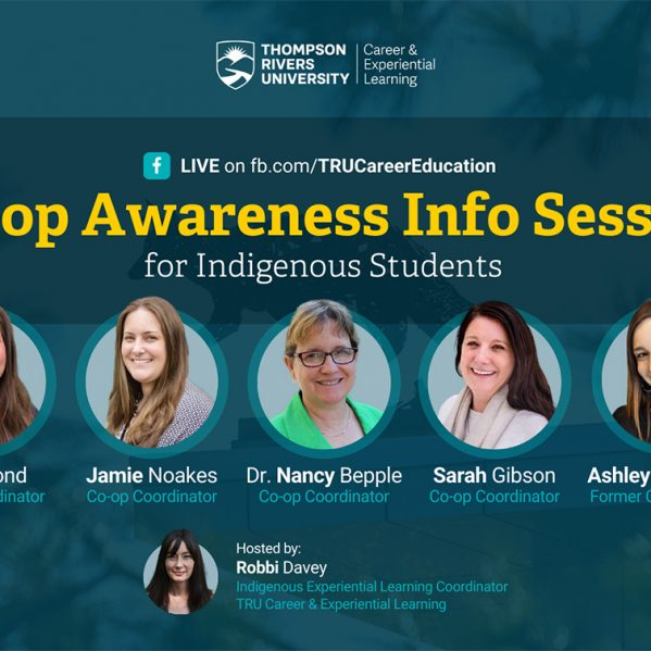 Co-op Awareness Info Session – TRU Newsroom