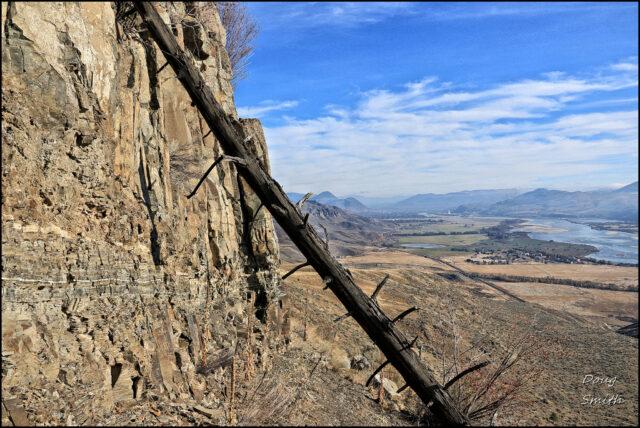 Dewdrop Ridge in the Fall