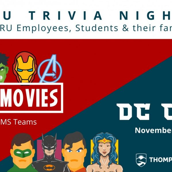 Marvel Movies & DC Comics Trivia Night – TRU Newsroom