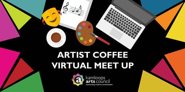 Artist Coffee – Virtual Meet Up