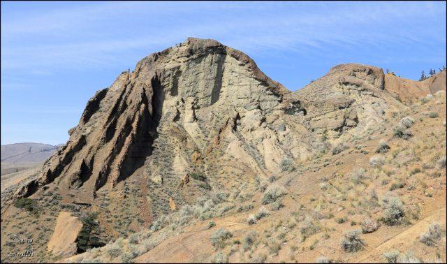 Mara Canyon to Mara Summit