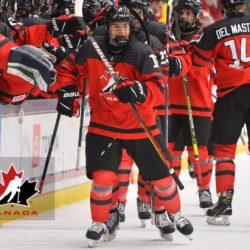 Stankoven wins gold with Canada at 2021 IIHF U18 World Championship – Kamloops Blazers
