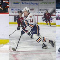 THREE BLAZERS IN NHL CENTRAL SCOUTING FINAL RANKINGS – Kamloops Blazers
