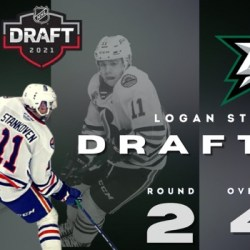 STANKOVEN SELECTED BY DALLAS IN NHL DRAFT