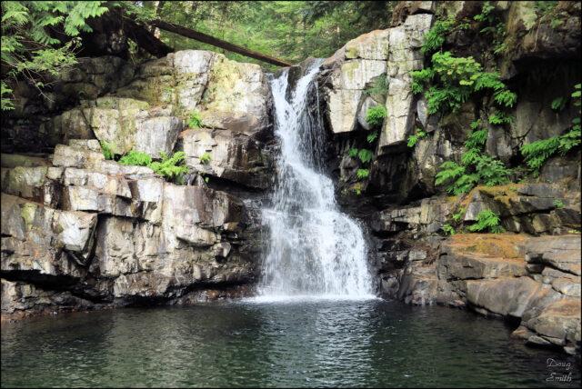 Trout Creek Falls Trail – Kamloops Trails