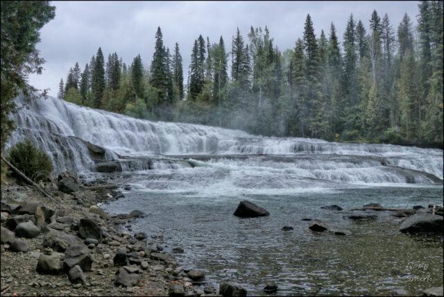 Dawson Falls North Trail - Kamloops Trails