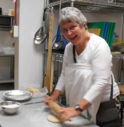 Mona: pastry maker extraordinaire!