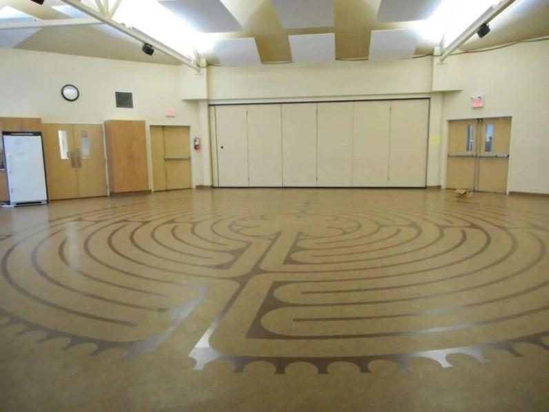 KUC Labyrinth