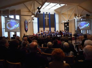 congregation-choir
