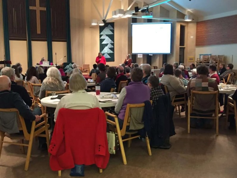 Presbytery meeting.