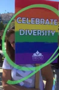 Florence, TRUSU Pride