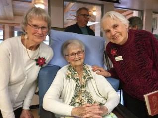 Ardy, Irene and Mary Ann
